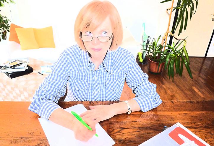 Segretaria Copyright Cristina Zanetti