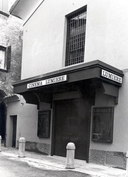 1993-1995 Immaginaria al Cinema Lumière Bologna