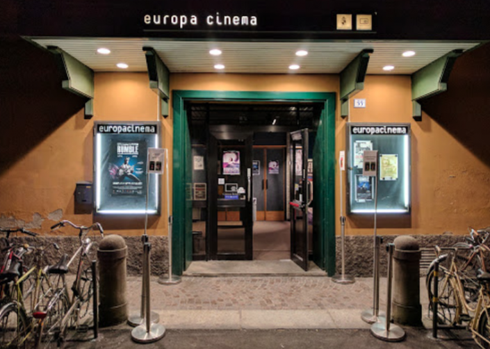 1993-1995 Immaginaria all'Ex Cinema Lumière, ora Europa Bologna