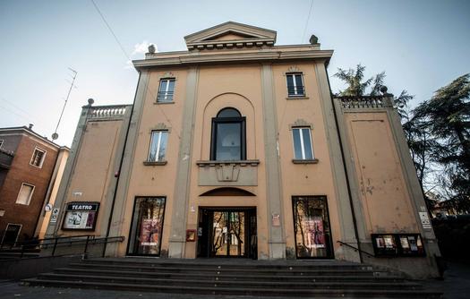 1996-1997 Immaginaria al Teatro Comunale Casalecchio di Reno Bologna