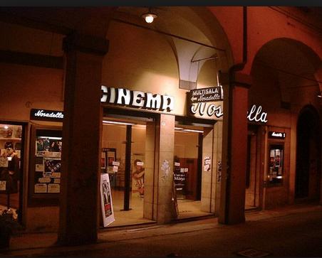 1998-2003 Immaginaria al Cinema Nosadella Bologna
