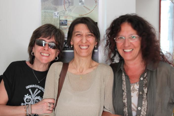 2010 Immaginaria alle Cinque Giornate Lesbiche Roma