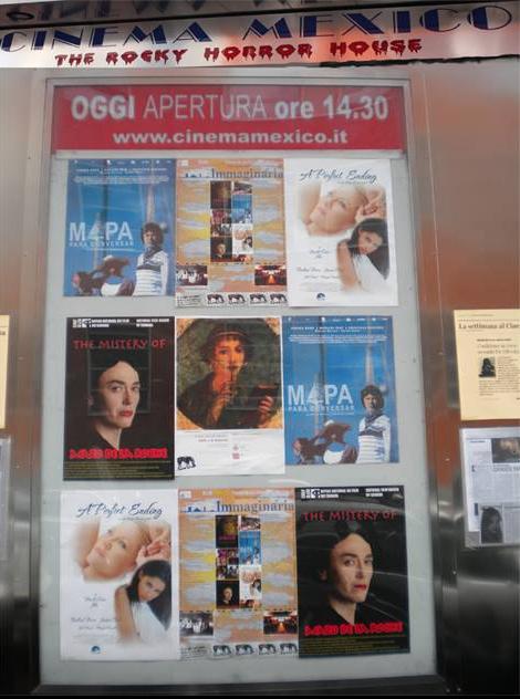 2011-2015 Cinema Mexico Milano