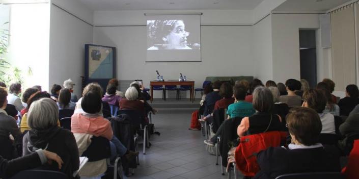 2013 Immaginaria alla Libera Università delle Donne con Audre Lorde