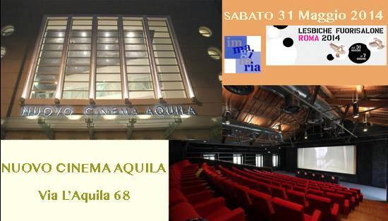 2014 Immaginaria a LFS Cinema Aquila Roma