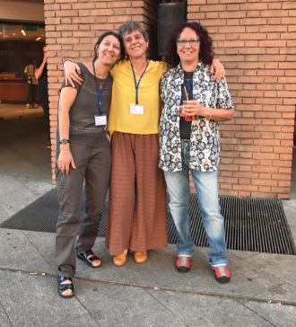 2017 Elena Rossi Debora Guma Cristina Zanetti al Festival MIX Milano
