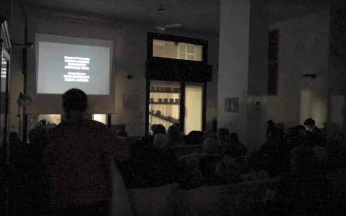 2017 Immaginaria a LFS con La guerre des filles Casa delle Donne di Milano