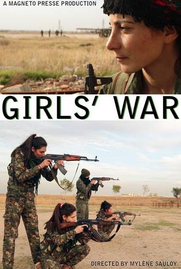 Locandina La guerre des filles