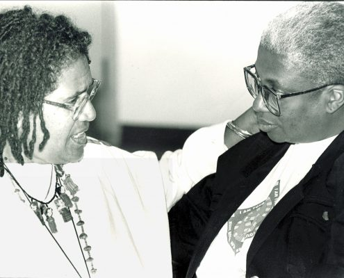 Audre Lorde and Angela Bowen