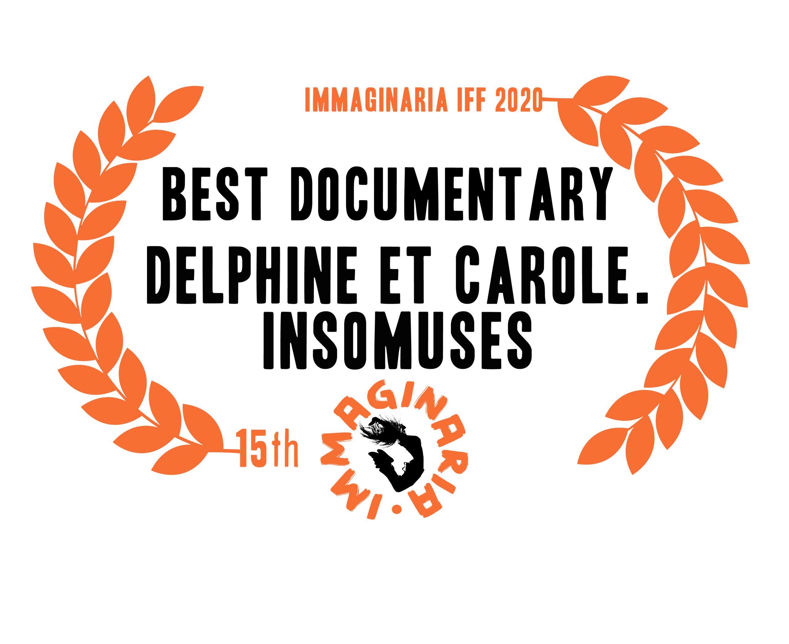 Delphine e Carole Winner